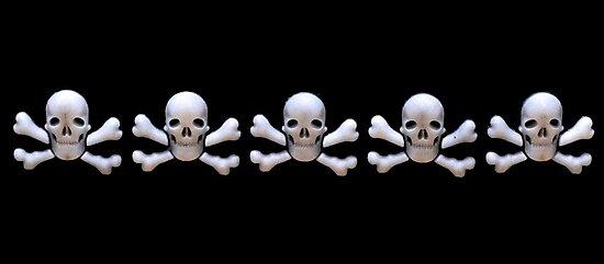 Them Bones by T. Thornton