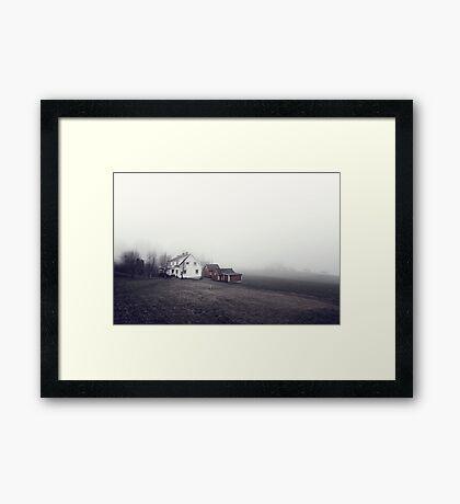 World of sleepers Framed Print