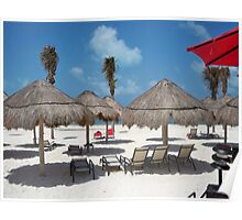 Beach Resort Poster