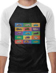 Famous Vans Men's Baseball ¾ T-Shirt