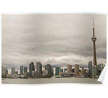 Toronto Skyline ©  Poster