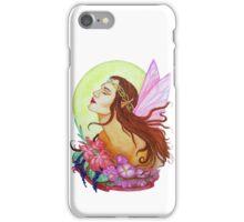 Floral Fairy iPhone Case iPhone Case/Skin
