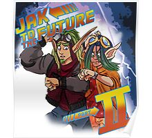 Jak to the Future Poster
