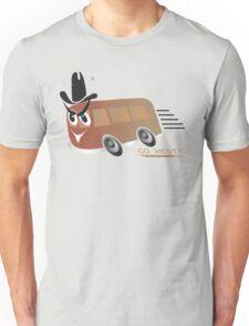 Go West Camper Van Unisex T-Shirt