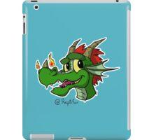Dragon head iPad Case/Skin