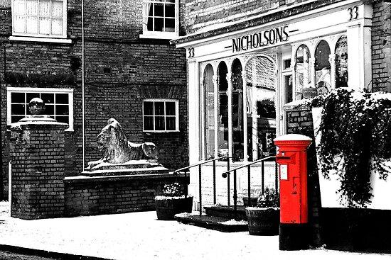 Nicholsons of Holt by Beverley Barrett