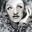 Marlene Dietrich by debzandbex