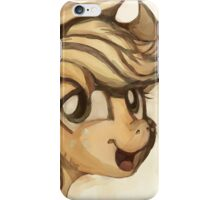 A Silly Pony iPhone Case/Skin