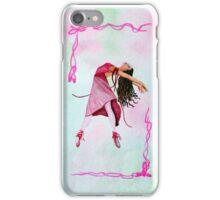 Ballet in Pink iPhone Case iPhone Case/Skin