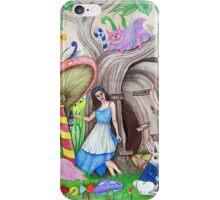 Wonder Land iPhone Case iPhone Case/Skin