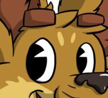 Lynx head Sticker