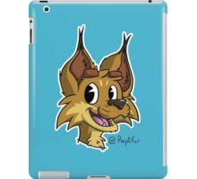 Lynx head iPad Case/Skin