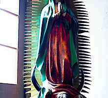 Our Lady of Guadalupe by Turtle6