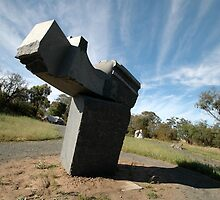 Sculpture Park, Barossa Valley, South Australia - Bent by muz2142