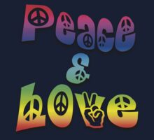 Peace & Love by 321Outright
