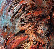 Rainbow Eucalyptus- V2 by Mandy Brown