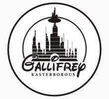 Gallifrey - Disney Style by trekspanner