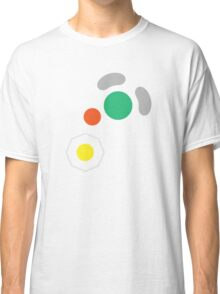 Gamecube Controller Button Symbol Classic T-Shirt