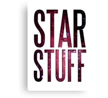 Star Stuff Canvas Print