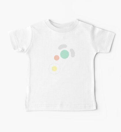 Gamecube Controller Button Symbol - Hexagon Baby Tee