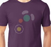 Gamecube Controller Button Symbol - Hexagon Unisex T-Shirt