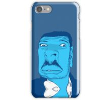 silly man iPhone Case/Skin