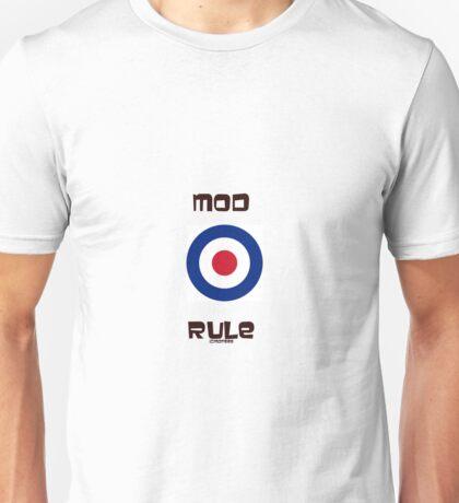 Mod Rule Unisex T-Shirt