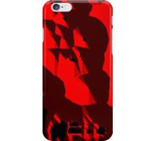 RED KLAYE iPhone Case/Skin