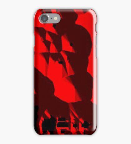 RED KLAYE iPhone Case/Skin