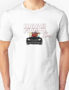 Hawaii Five-0 Toy Drive 2015 T-Shirt