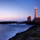 Augusta - Santa Croce lighthouse II  by cicciofarmaco