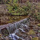 Mini Weir  by Mark Dobson