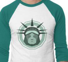 NEWYORK Men's Baseball ¾ T-Shirt