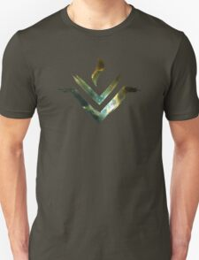 Vesta Asteroid Symbol - Universe Edition T-Shirt