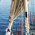 sailor, egypt by kennypepermans
