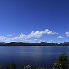 Lake Burbury,Tasmania, Panorama by Noel Elliot