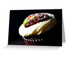 Yummy Chocolate Greeting Card