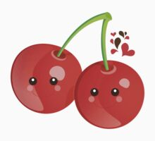 Kawaii Cherries Kids Clothes