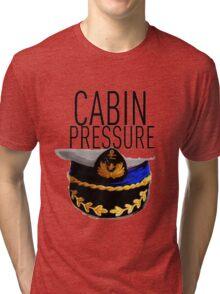 Cabin Pressure! Tri-blend T-Shirt
