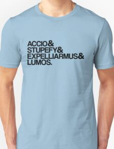 Harry Potter Spells! T-Shirt