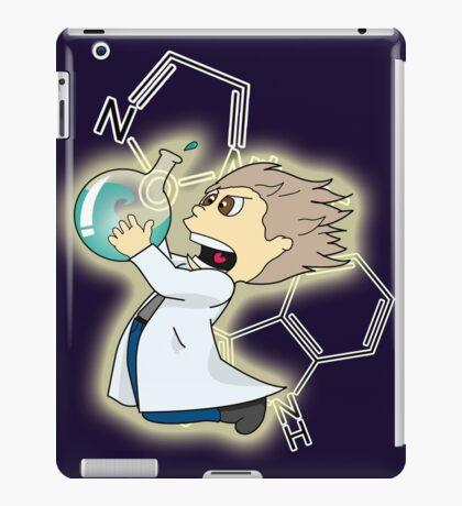 Mad Scientist iPad Case/Skin