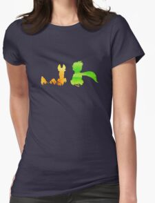 Le Petit Prince - Renard Womens Fitted T-Shirt