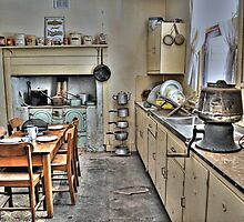 1930's Kitchen by JaninesWorld