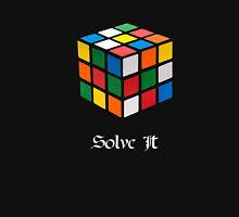 Rubik's Cube: Solve It Unisex T-Shirt