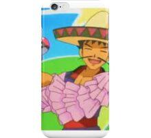 Groovy Brock iPhone Case/Skin