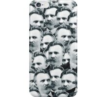 Sea Of Nietzsches iPhone Case iPhone Case/Skin