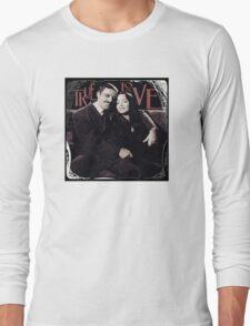 Gomez & Morticia Addams: True Love Long Sleeve T-Shirt