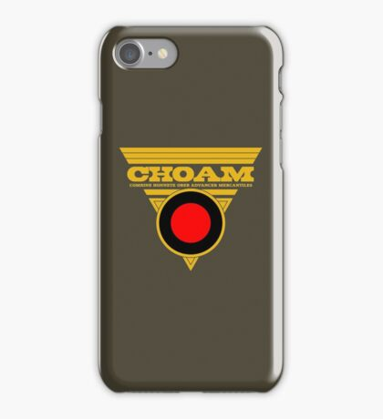 Dune CHOAM iPhone Case/Skin