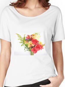 Bouquet of Flowers Women's Relaxed Fit T-Shirt