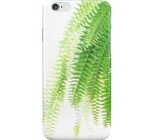 Furn-Green iPhone Case/Skin